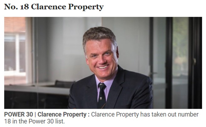 Clarence Property No.18 – CV Power 30